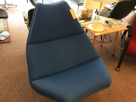 Vintage design Artifort F584 lounge chair