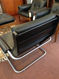 Jaren 70 retro design Rob Parry/De Bouvrie Gelderland fauteuil