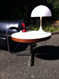 Retro jaren 60 Gispen salontafel / Gispen coffee table 60`s