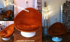 Artifort Globe chair Pierre Paulin