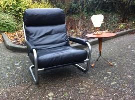 Vintage Jan des Bouvrie Gelderland fauteuil jaren 60