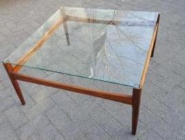 Vintage design Scandinavian coffee table
