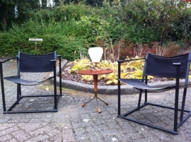 Pastoe Kubus chair FM60 Radbout van Beekum 2x