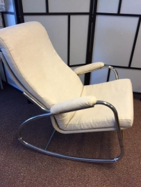 Vintage design Bruno Mathsson rocking chair
