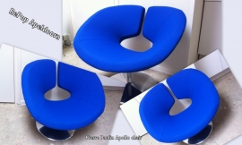 Artifort Apollo lounge chair Patrick Norguet 2002
