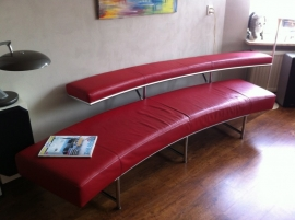 Eileen Gray bauhaus sofa Monte Carlo SOLD SOLD SOLD SOLD SOLD SOLD