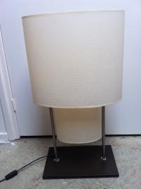 Italiaanse tafellamp van Natuzzi Porzia / Natuzzi italian Porzia table lamp