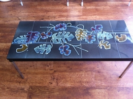 Belarti jaren 60 salontafel / Belarti coffee table 60`s