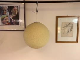 """Mooie jaren 60 """"Suikerbol"""" lamp"""