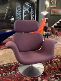 Vintage design Artifort F545 Big Tulip chair by Pierre Paulin
