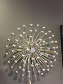 Vintage Pistillo Sputnik wall/ceiling light for Tetrarch