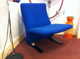 Artifort Concorde lounge chair low back