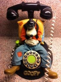 Goofy Telefoon, Goofy Telephone