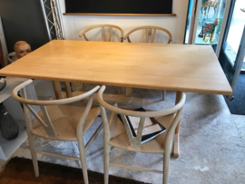 Vintage design Shaker dining table made in Denmark