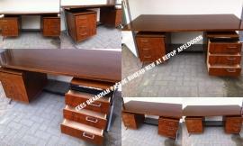 Retro jaren 60 desk Cees Braakman Pastoe