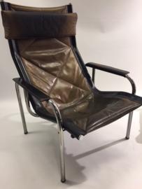 Vintage design Strassle Hans Reichenback lounge chair