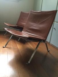 Vintage design Poul Kjaerholm PK22 lounge chair(s)