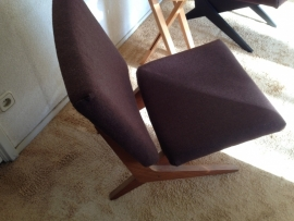 Jan van Grunsven Pastoe Scissor chairs