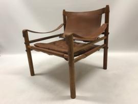 Vintage design Arne Norell mid century Sirocco Safari chair Sweden