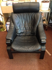 Retro Skippers lounge chair 1970 Apollo Denmark