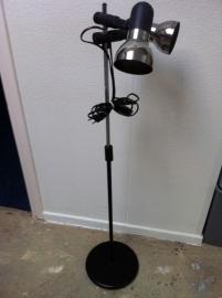 Vintage vloerlamp jaren 60 / Vintage floorlamp 60` / 70`s