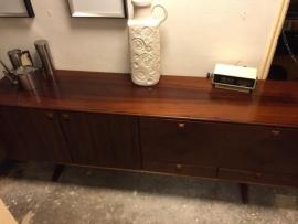 Rosewood Fristho sideboard vintage design