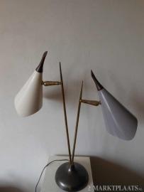 Jaren 50/60 Italiaanse tafellamp Arredoluce / 50, 60`s Table lamp Italian Arredoluce SOLD