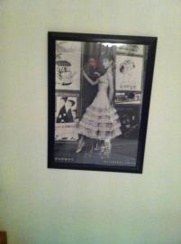 Poster Brigitte Bardot in haar jonge jaren