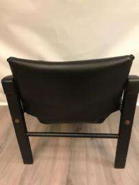 Vintage design Maurice Burke safari sling chair Arkana