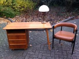 Retro Cees Braakman EE02 desk 1948 for Pastoe SOLD SOLD SOLD SOLD SOLD SOLD