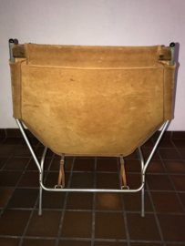 Vintage design Erik Ole Jorgensen sling chair J361  Denmark 1950-1960