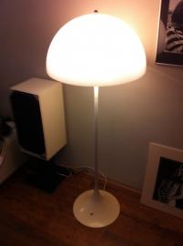 Originele Poulsen Panthella jaren 60 vloerlamp / Original Poulsen Pantella sixtees floor lamp
