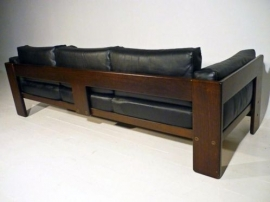 Vintage Tobia Sparca Bastiano sofa for Gavina Knoll Italy 1960