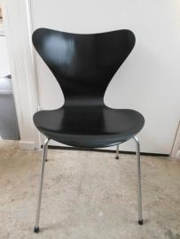 Jaren 70 Arne Jacobsen Fritz Hanssen vlinder stoelen /