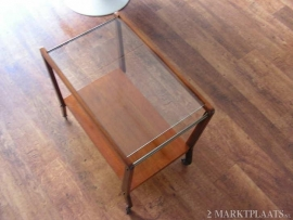 Jaren 50/60 vintage theetafel/Tea table 1950/1960