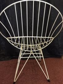 Vintage Combex Wire chair Cees Braakman for UMS Pastoe