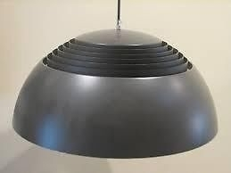 Vintage A.J. Royal pendant design Arne Jacobsen for Poulsen