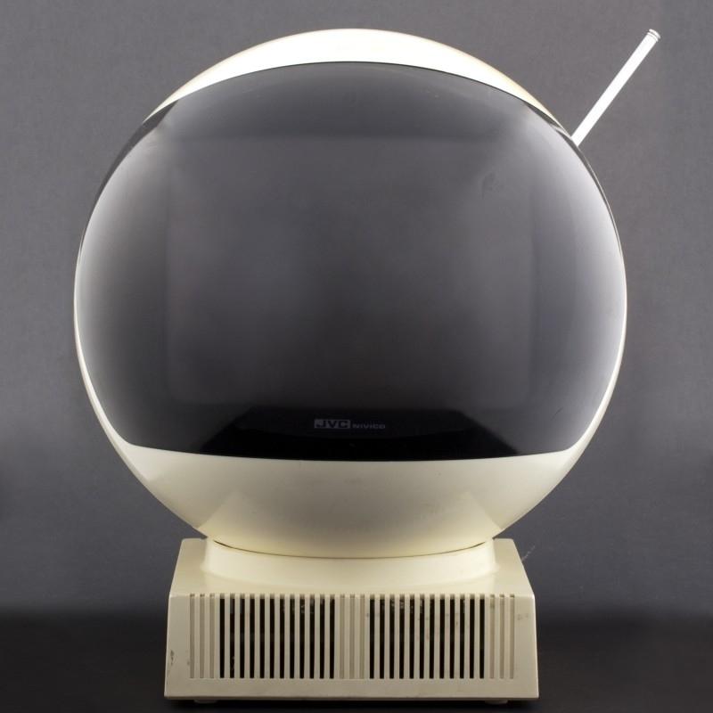 JVC-Nivico Videosphere jaren 70 tv space age/JVC-Nivico Videosphere 70`s tv