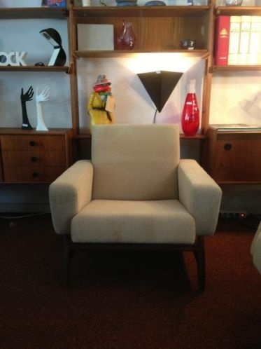 Retro jaren 50 Rob Parry lounge chair Gelderland