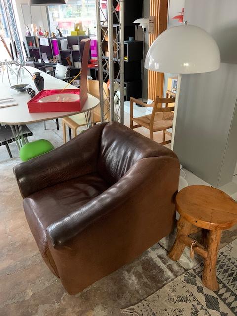 Leren Fauteuil Design.Vintage Design De Sede Ds 47 Leren Fauteuil Lounge Chairs