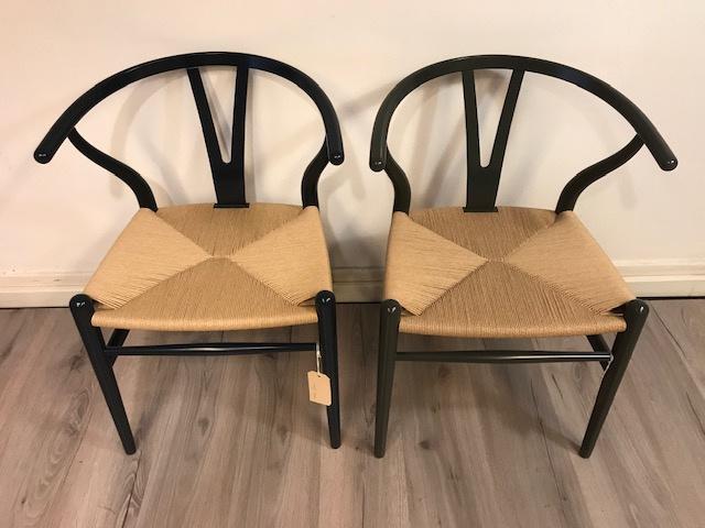 Vintage design Hans Wegner CH24 wishbone chair(s)