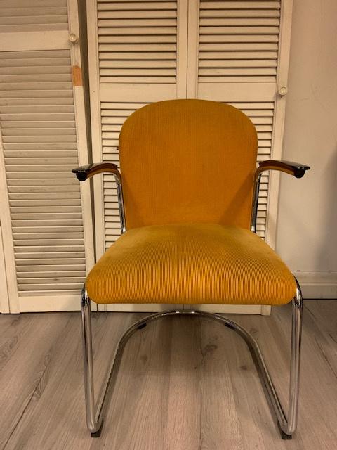 Originele Dutch Originals Gispen 413 stoelen
