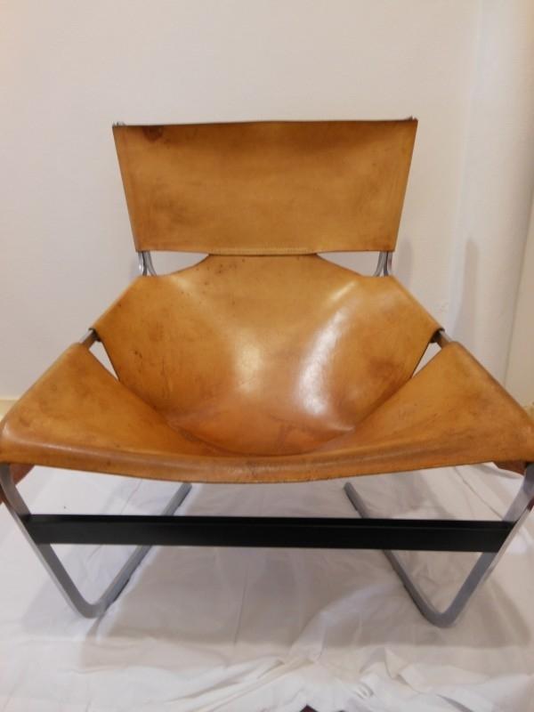 Vintage Stoel Artifort.Artifort F444 Pierre Paulin 1963 Vintage Fauteuil Sold