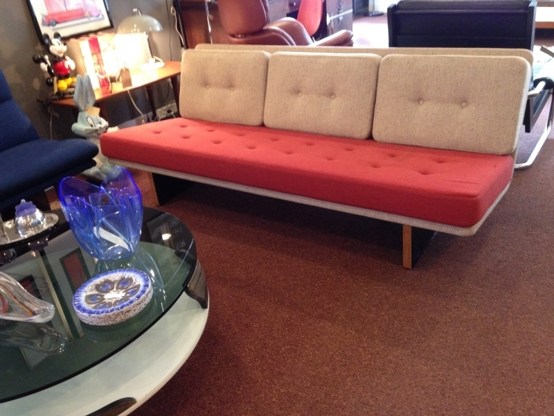 Vintage Artifort sofa designed by Kho Liang Le jaren 50/60 model 671
