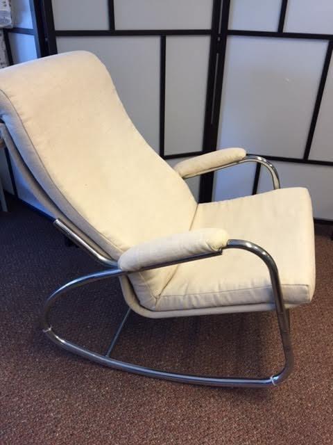 Vintage design Bruno Mathsson rocking chair