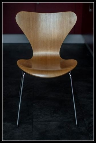 Arne Jacobsen vlinderstoelen Fritz Hansen /  Vintage butterfly chairs Arne Jacobsen