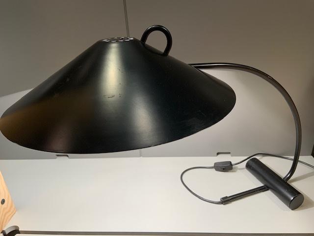 Vintage design desk lamp jaren 60