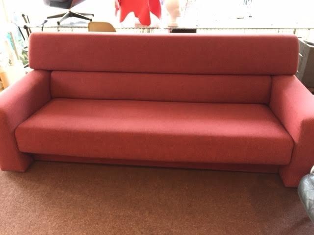 Design Gelderland 410 sofa designed by Jan de Bouvrie