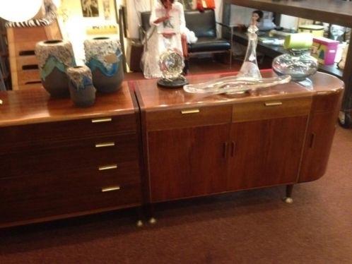 Jaren 50 Vintage Aa Patijn Dressoir Pastoe Sold Cabinets
