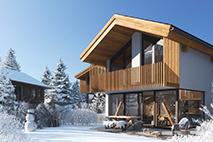 Tirol | Biberwier | Vrijstaande chalets | Vraagprijs   € 667.000,- -  € 799.000,-